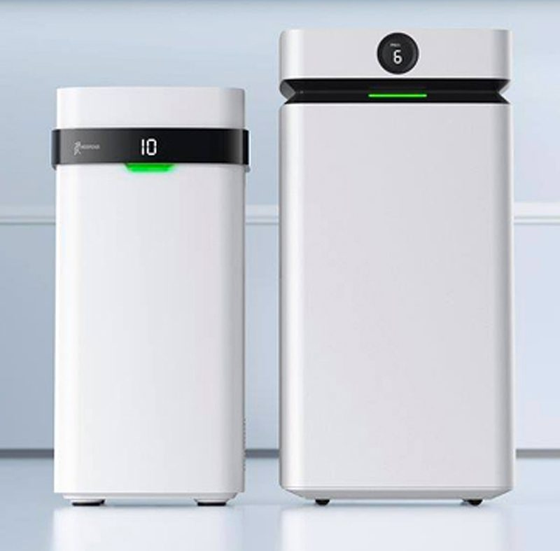 From £600 - Air Purification Units